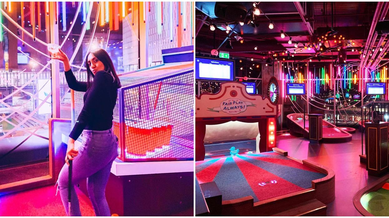 Mini-Golf In Atlanta At Puttshack Is About To Get Boozy And Fun In 2021