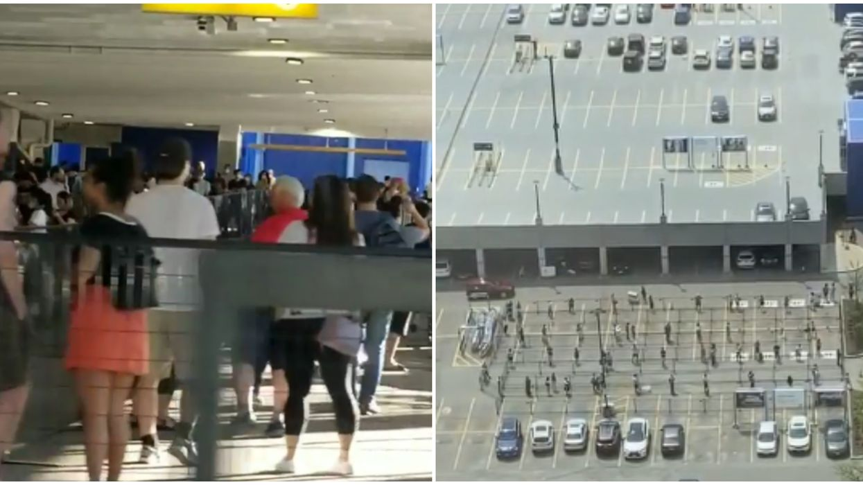 Ontario IKEA Stores Have Been Absolutely Slammed Since Reopening This Week (PHOTOS)