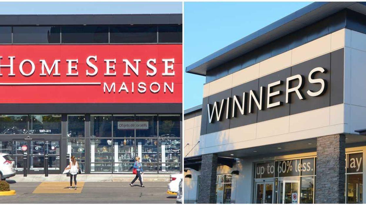 Les Winners, Marshalls et HomeSense du Grand Montréal vont ouvrir la semaine prochaine