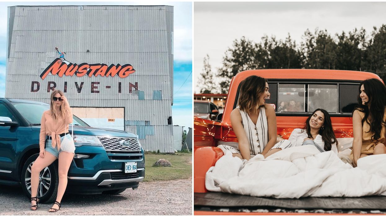 7 Ontario Drive-In Theatres Where You'll Feel Like You're Back In A '50s Summer