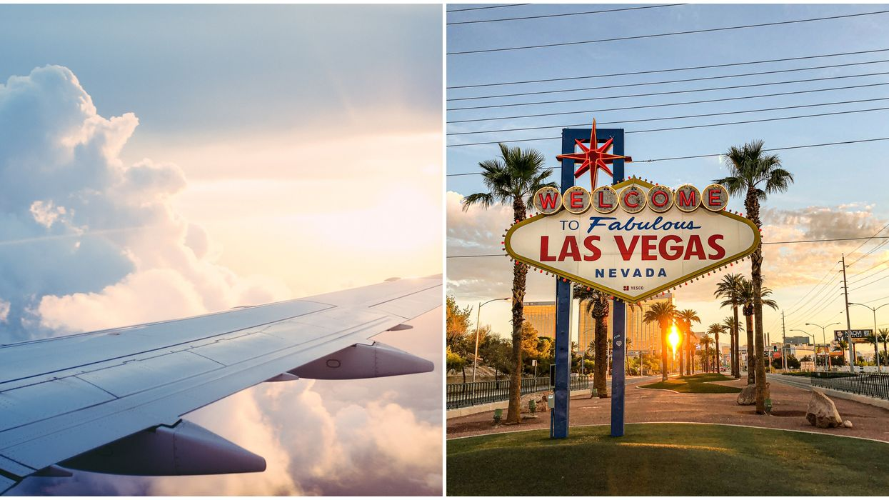 700 Free Flights To Las Vegas Are Being Offered On A First-Come-First-Serve Basis