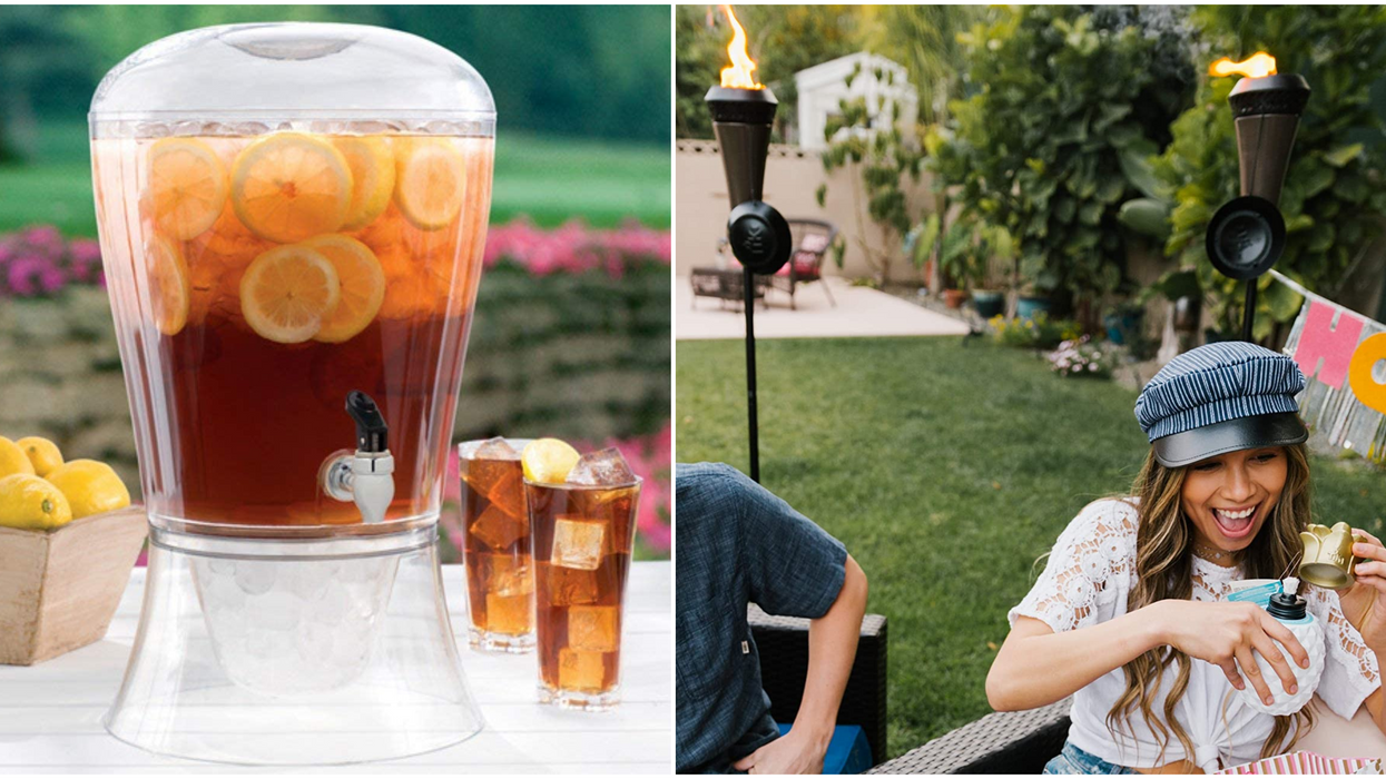 These Amazon Canada Patio Accessories Are Perfect For Your Summer BBQs