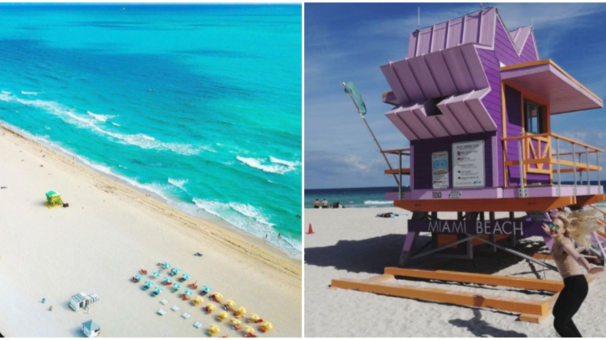Miami Beaches Open To The Public Starting June 1