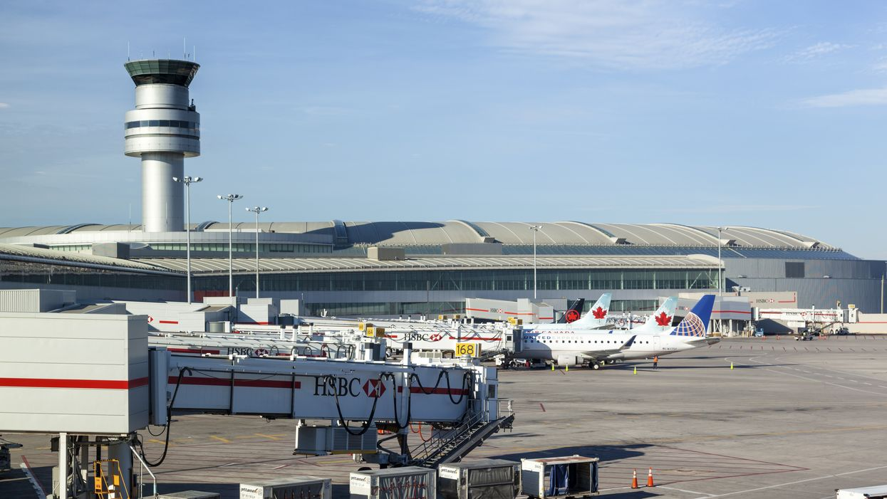 Toronto Pearson's COVID-19 Rules Are Changing Starting June 1
