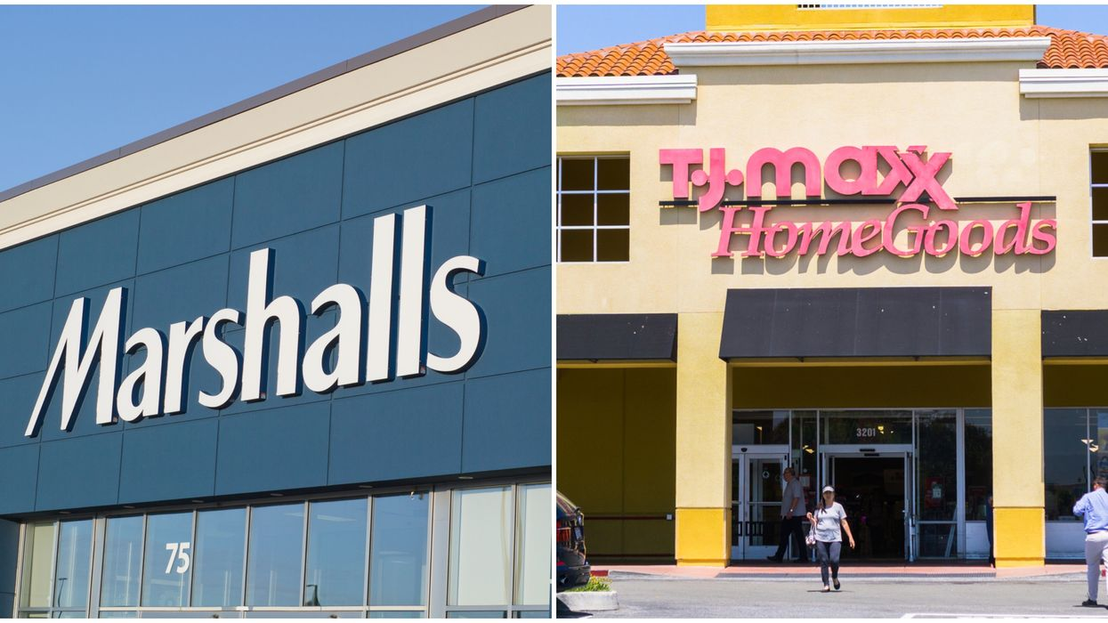 Texas' Marshalls & HomeGoods Are Now Reopening & They Have Major Markdowns