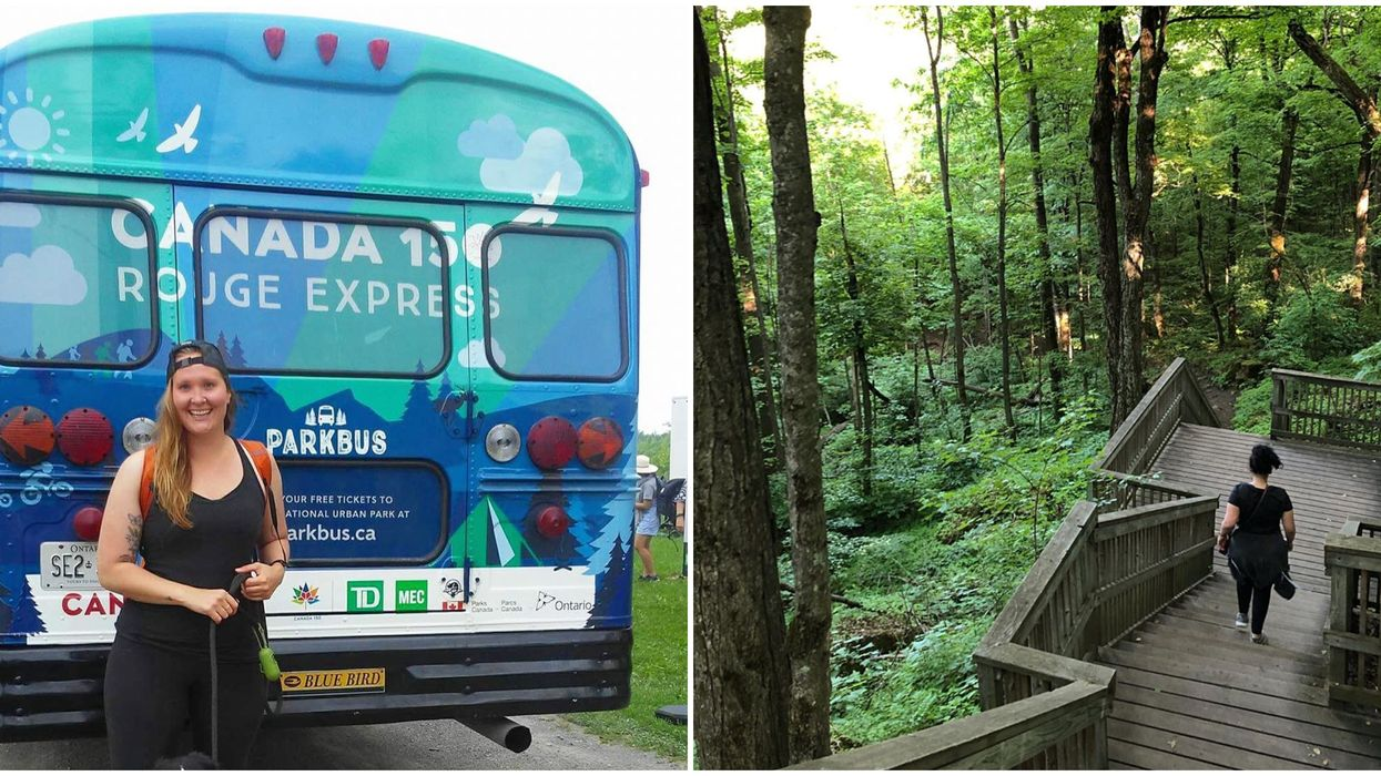 Ontario's Epic Parkbus Trips Are Still Running This Summer But With Less People