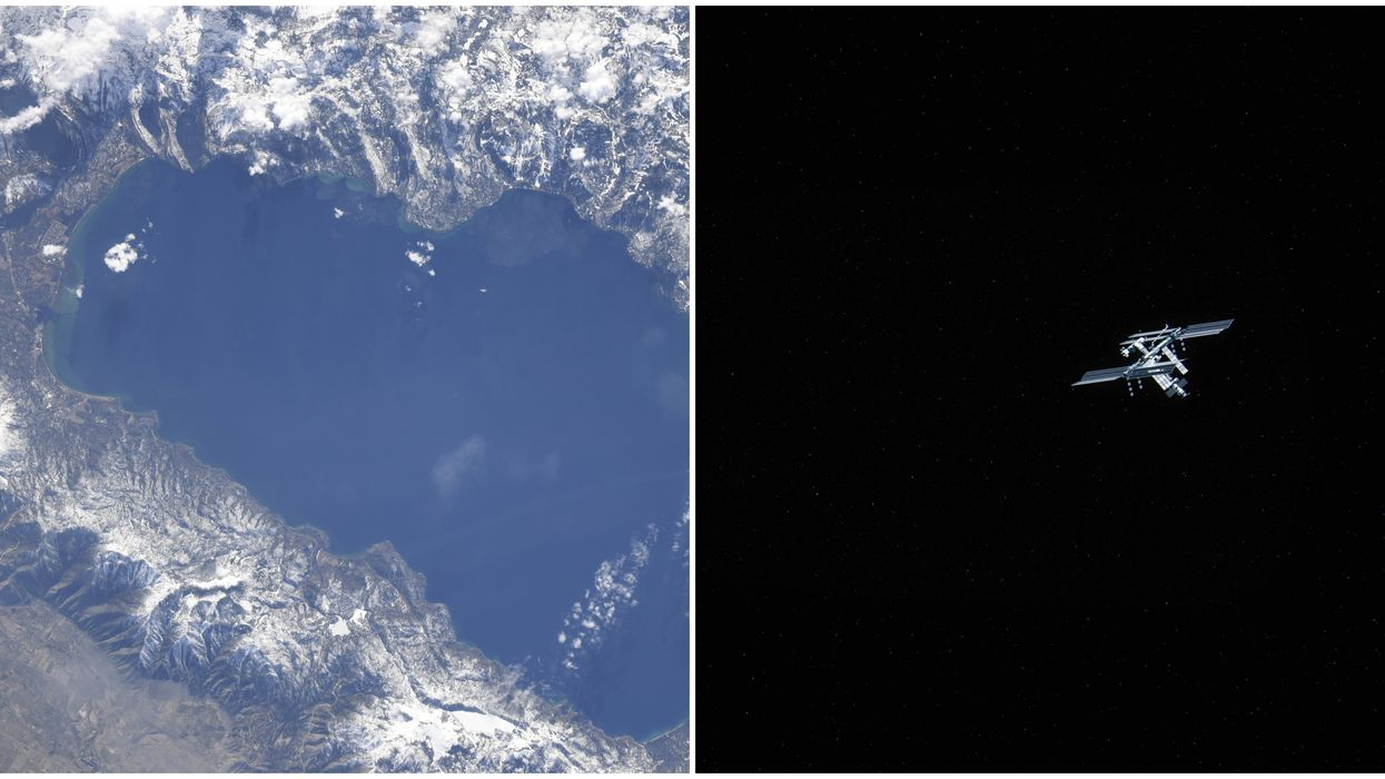 Canada From Space Looks Great & A Russian Astronaut Praised The Country On Insta