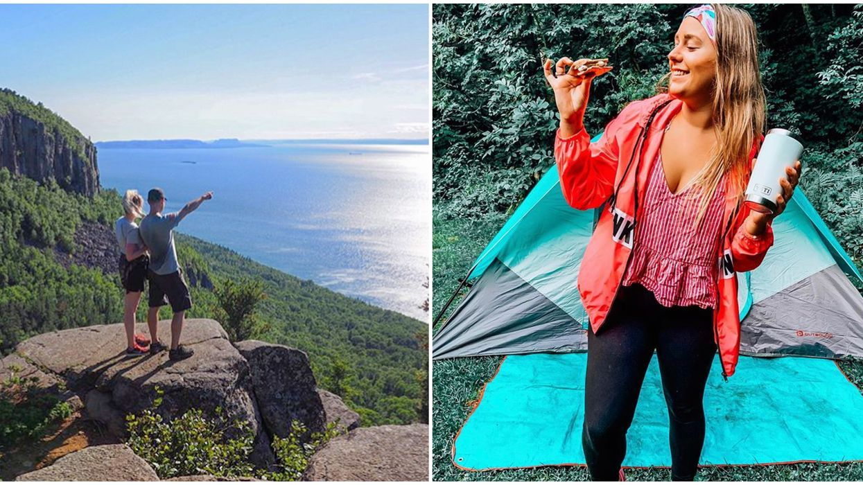 7 Ontario Provincial Parks That Are Perfect For Pitching A Tent This Summer