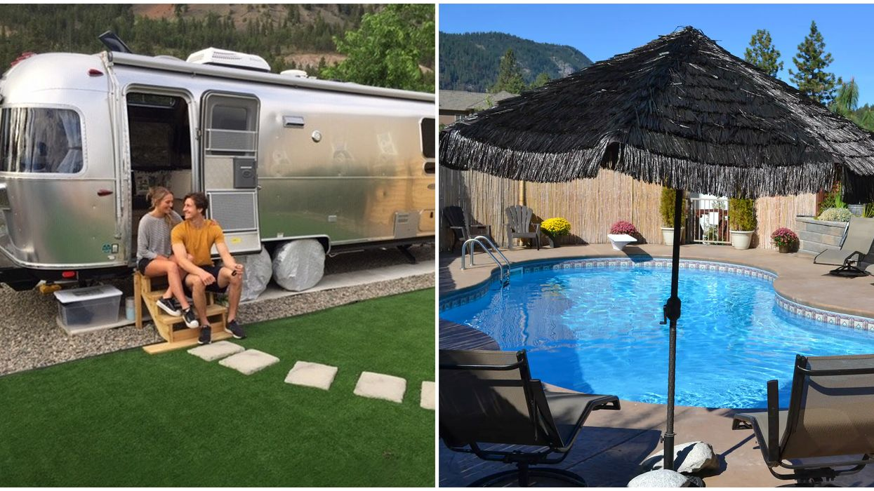 BC Airstream For Rent Is The Perfect Staycation If You Rather Be In Miami This Summer
