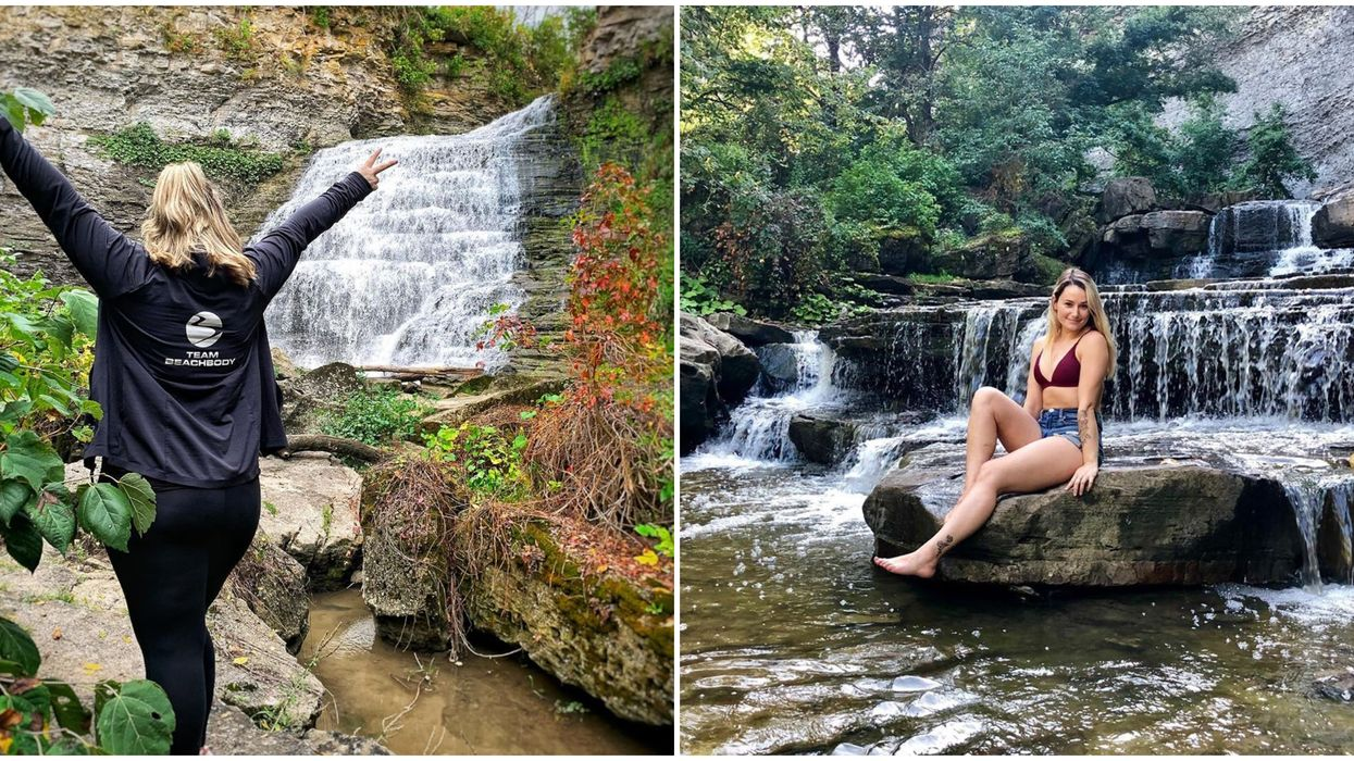 2 Ontario Waterfalls On The Same Gorgeous Hike Will Make You Feel Like A True Explorer
