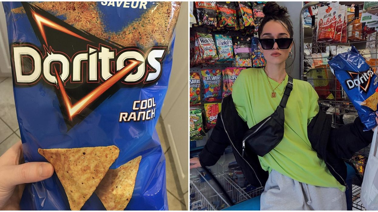 Cool Ranch Doritos Are Finally Coming Back To Canada After They Vanished From Shelves