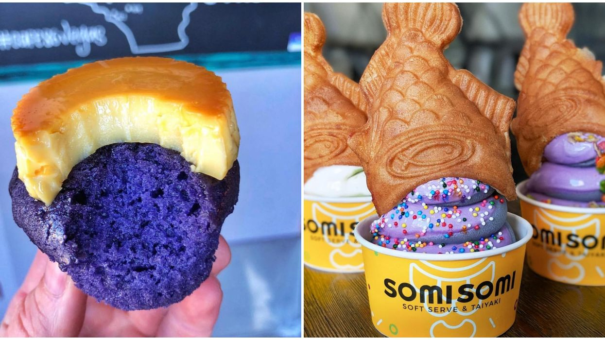 7 Las Vegas Ube Desserts To Try If You Love All Things Purple