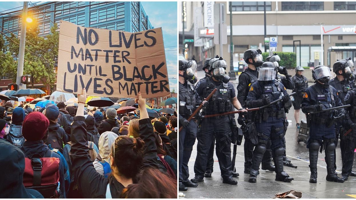 Seattle Protesters Explain Their Experiences On The Frontline Of Demonstrations