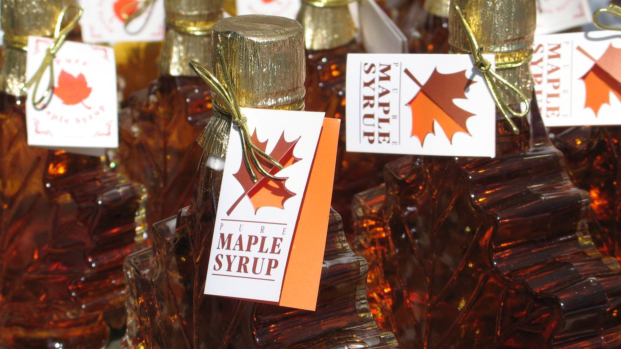 Canada Maple Syrup Production Broke Records This Year In Spite Of Everything