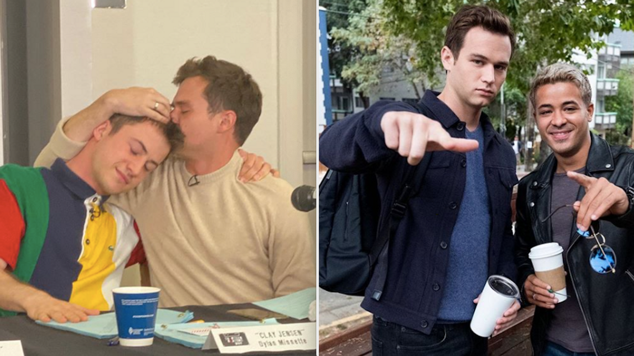 That's a wrap! The teen drama series is coming to an end soon and the 13 Reasons Whycast has said goodbye to their characters with adorable Instagram tributes. Judging from the twisted and heartbreaking trailer for season 4, it seems like audiences are in for a wild adventure.