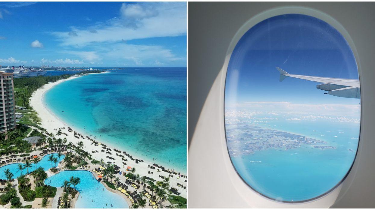 The Bahamas Reopening To Tourists In July But There Won't Be Buffets At Resorts