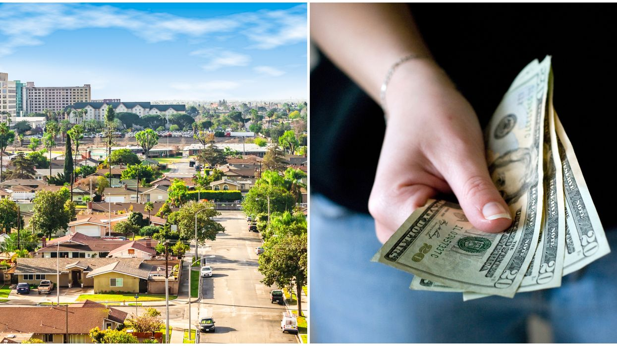 Anaheim's Rental Assistance Program Will Give You Up To $2,100 In Rent Money