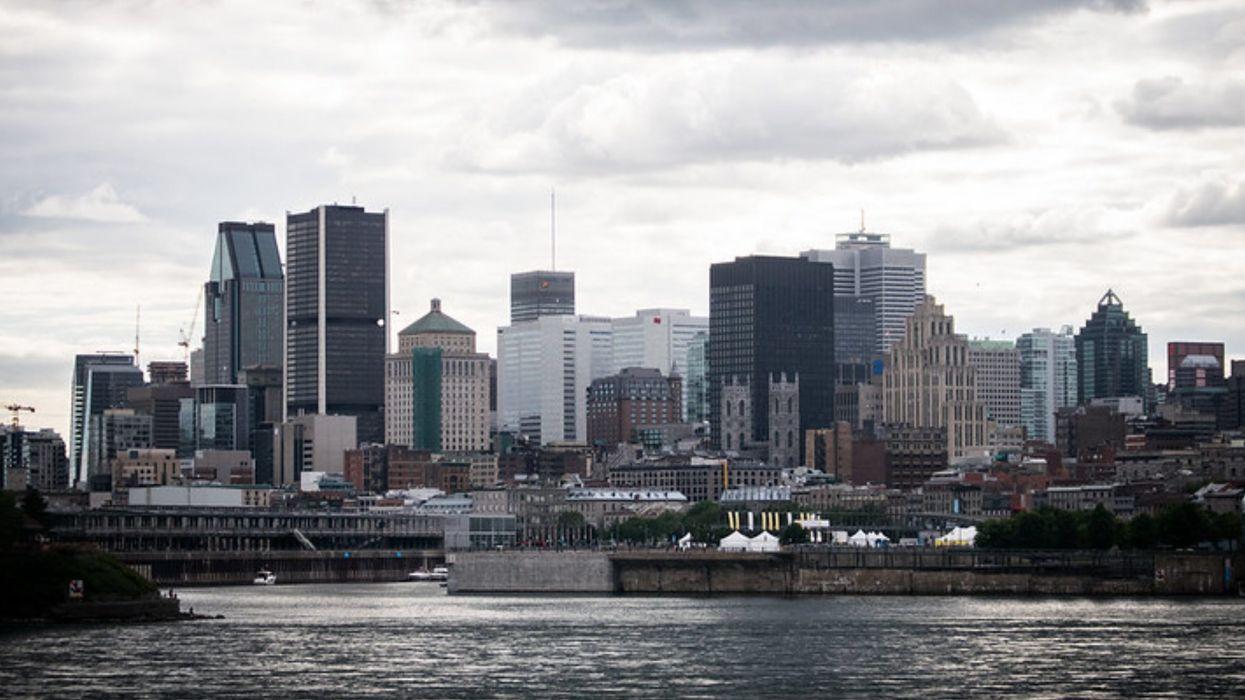 Une fuite de gaz au centre-ville de Montréal cause une panne de courant majeure