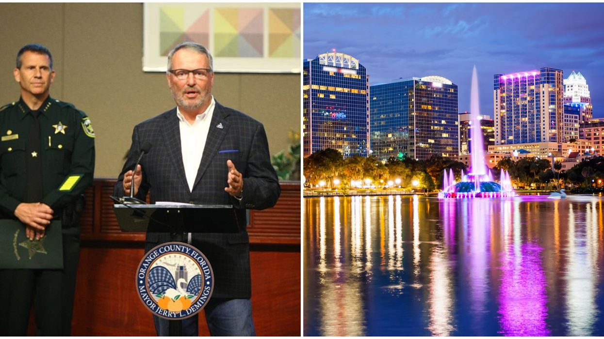 Downtown Orlando Curfew Officially Changed To 8 P.M. Starting Tonight