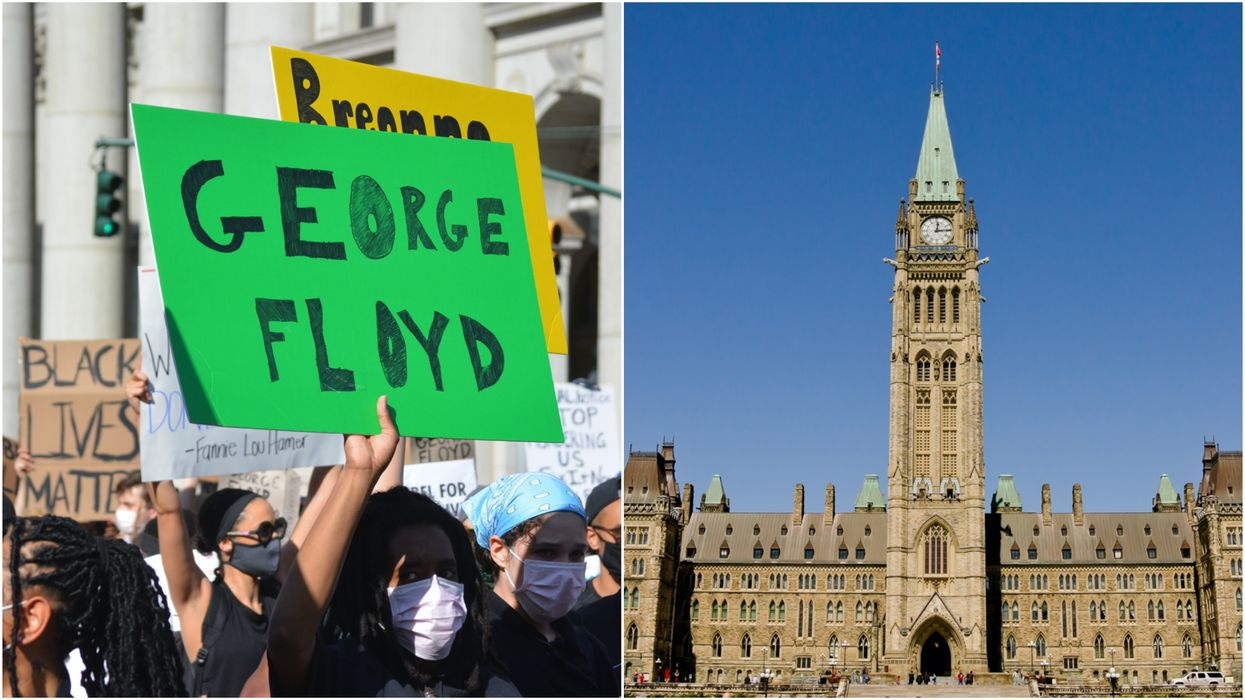 Anti-Racism Protest In Ottawa: The City Is Giving COVID-19 Advice To Anybody Attending