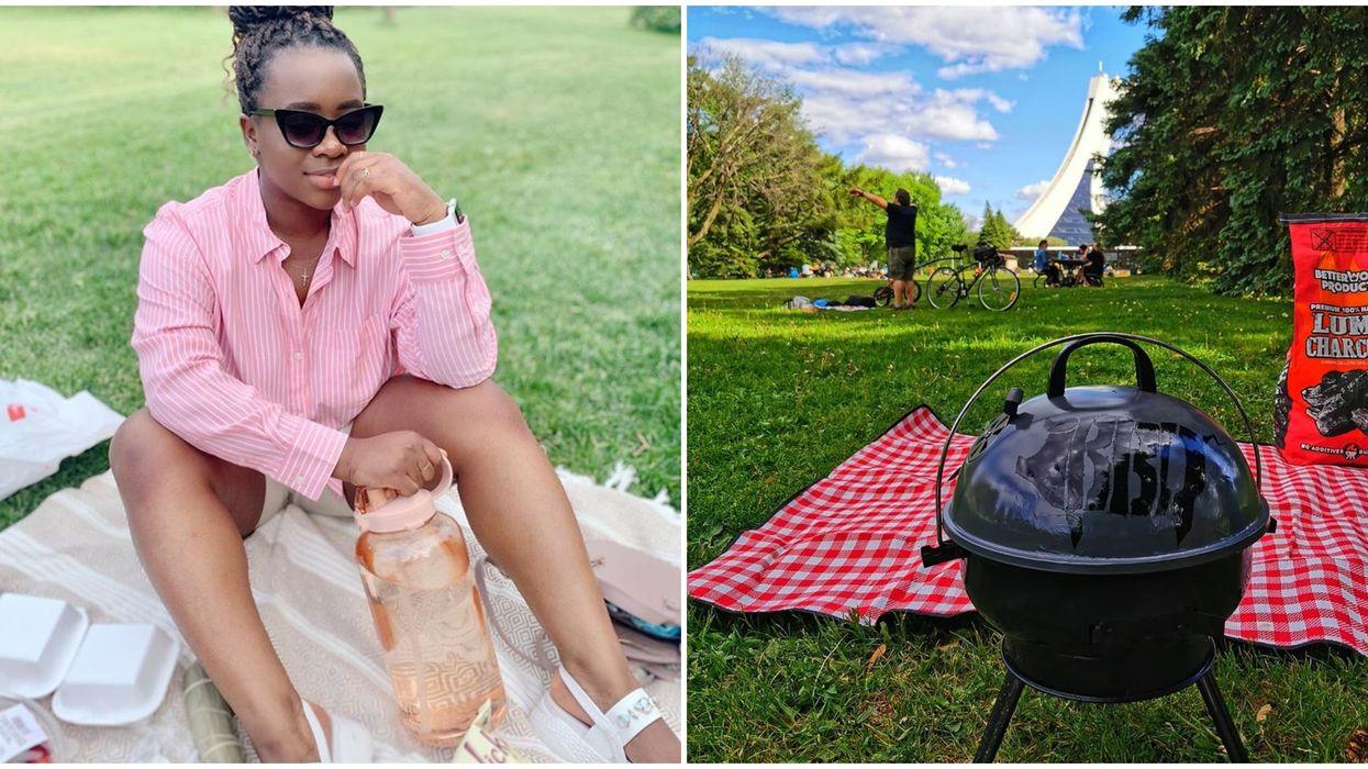 Tu peux apporter ton barbecue dans ces 9 parcs de Montréal et voici ce que tu dois savoir