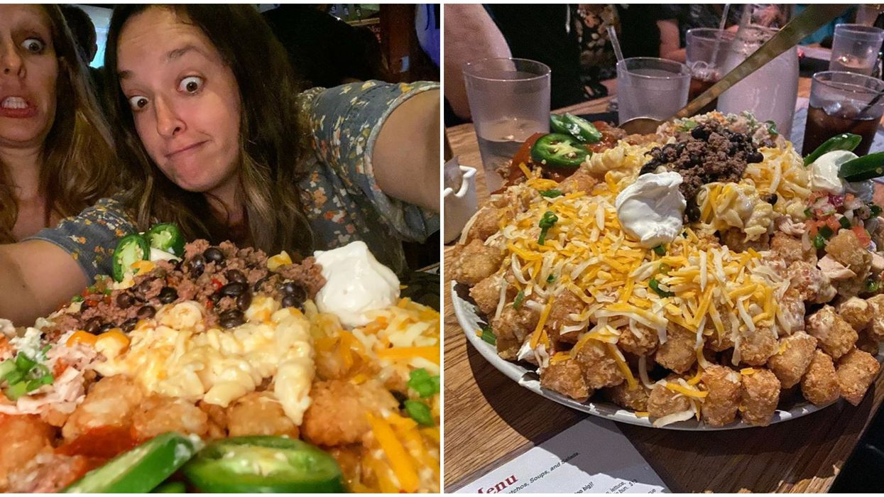 Restaurant In Atlanta Has A Massive Food Challenge You Can Try To Conquer