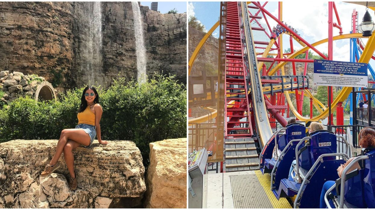 Texas' Six Flags Are Reopening This Month