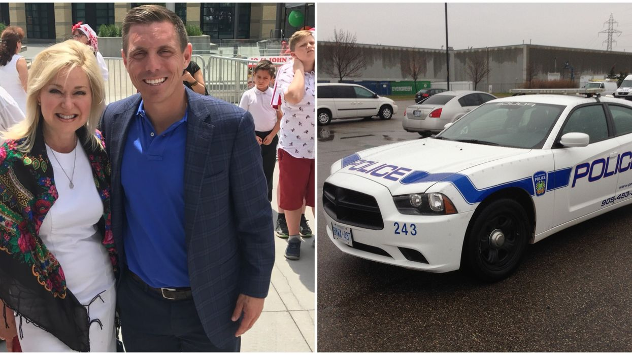 Peel Regional Police Are Being Urged To Start Using Body Cameras By The Region's Mayors