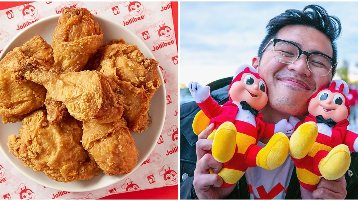 Vancouver Jollibee Is Officially Opening & It's The First In BC