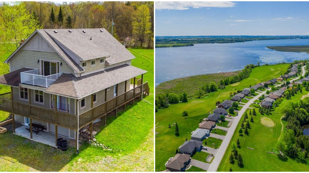 9 Affordable Ontario Houses For Sale That Offer So Much Space For Such A Low Price
