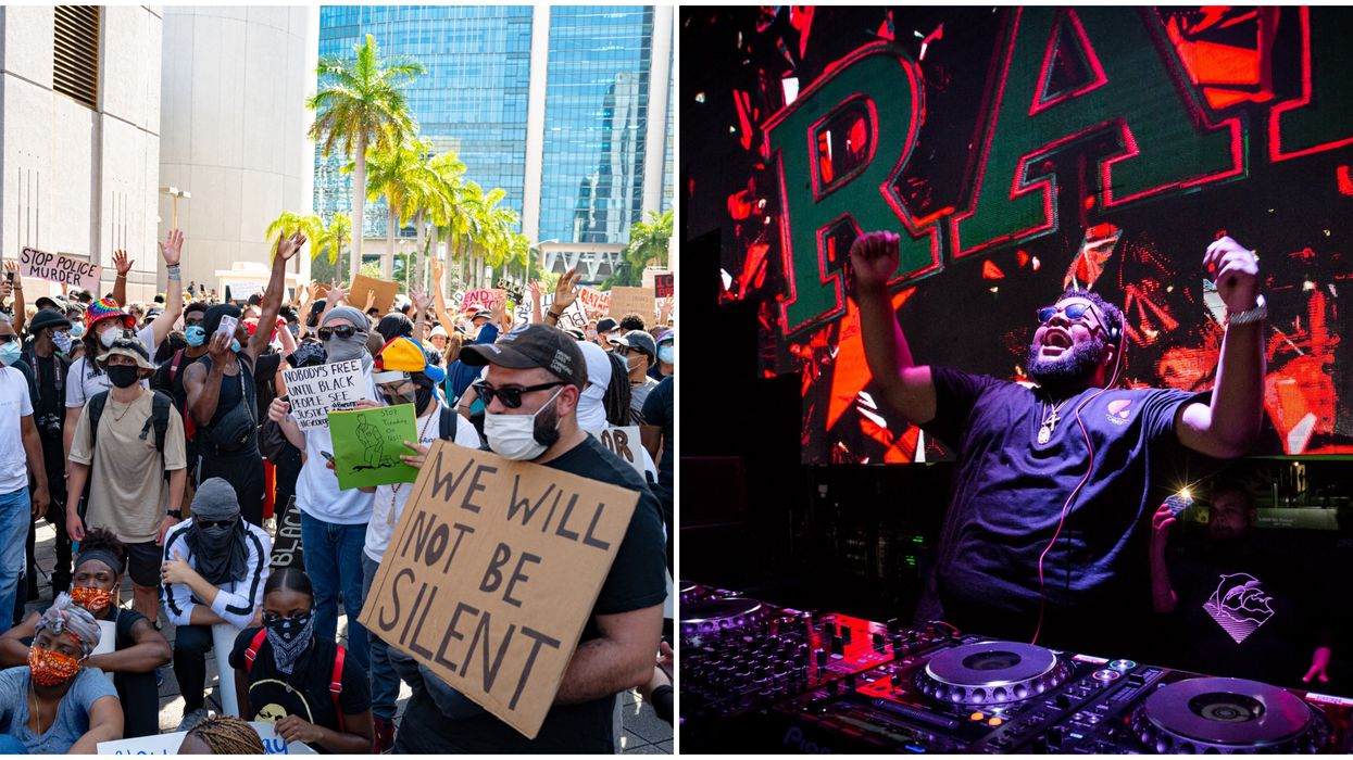 Drive-In Music Festival In Florida Road Rave Has Been Postponed Due To Protests