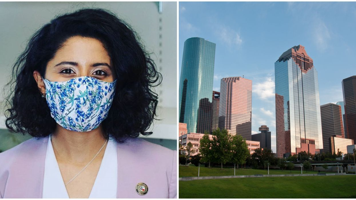Houston Judge Sees 'Significant Increase' In COVID-19 Hospitalizations Amid Phase 3