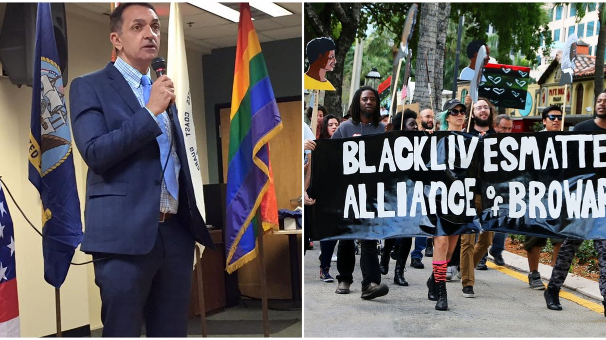 Weekend Protests In Fort Lauderdale Are Officially Addressed By Mayor Four Days Later