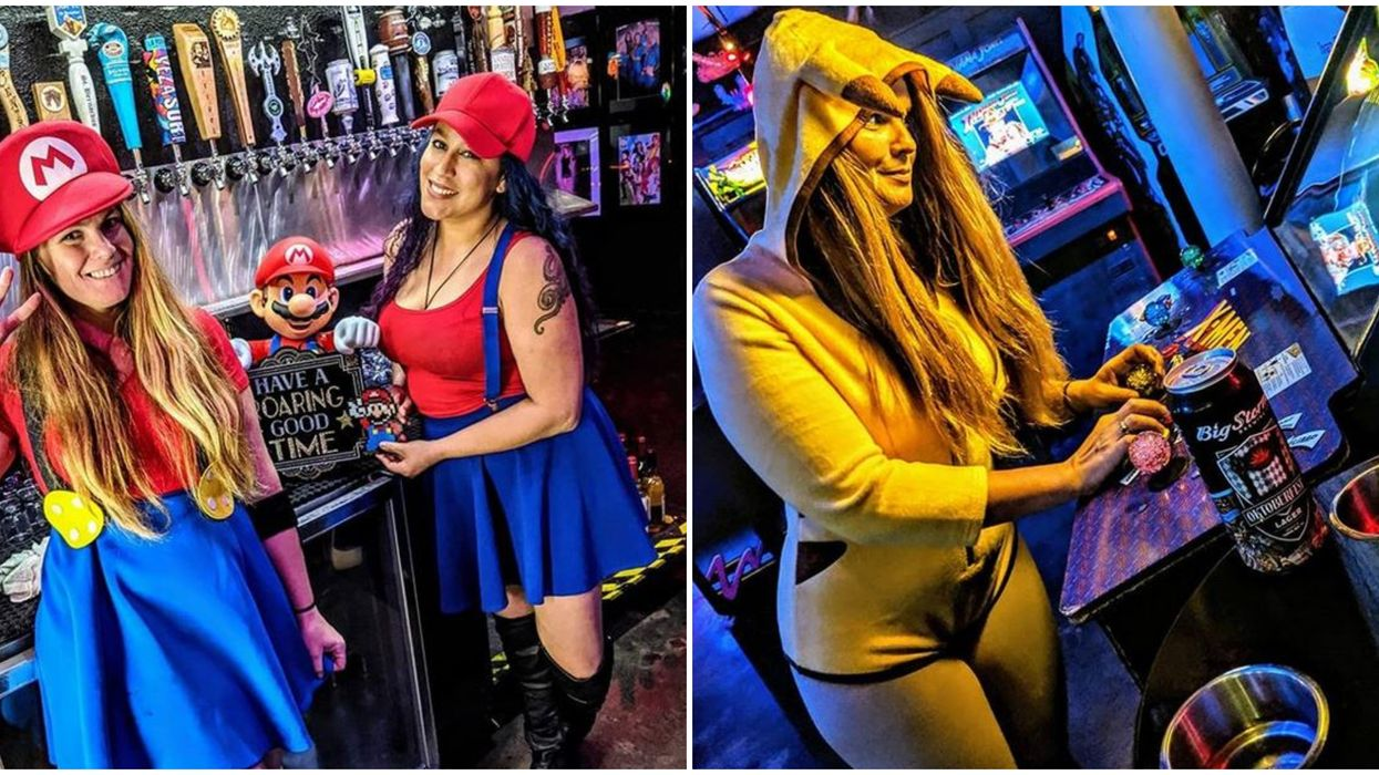 Player 1 Video Game Bar Officially Reopens This Week