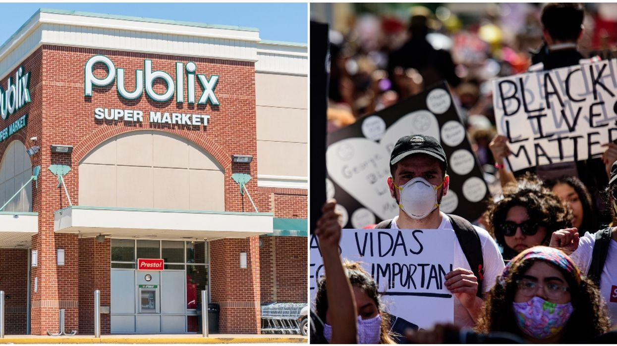 National Urban League To Receive $1M From Publix After A Week Of Protests In Florida