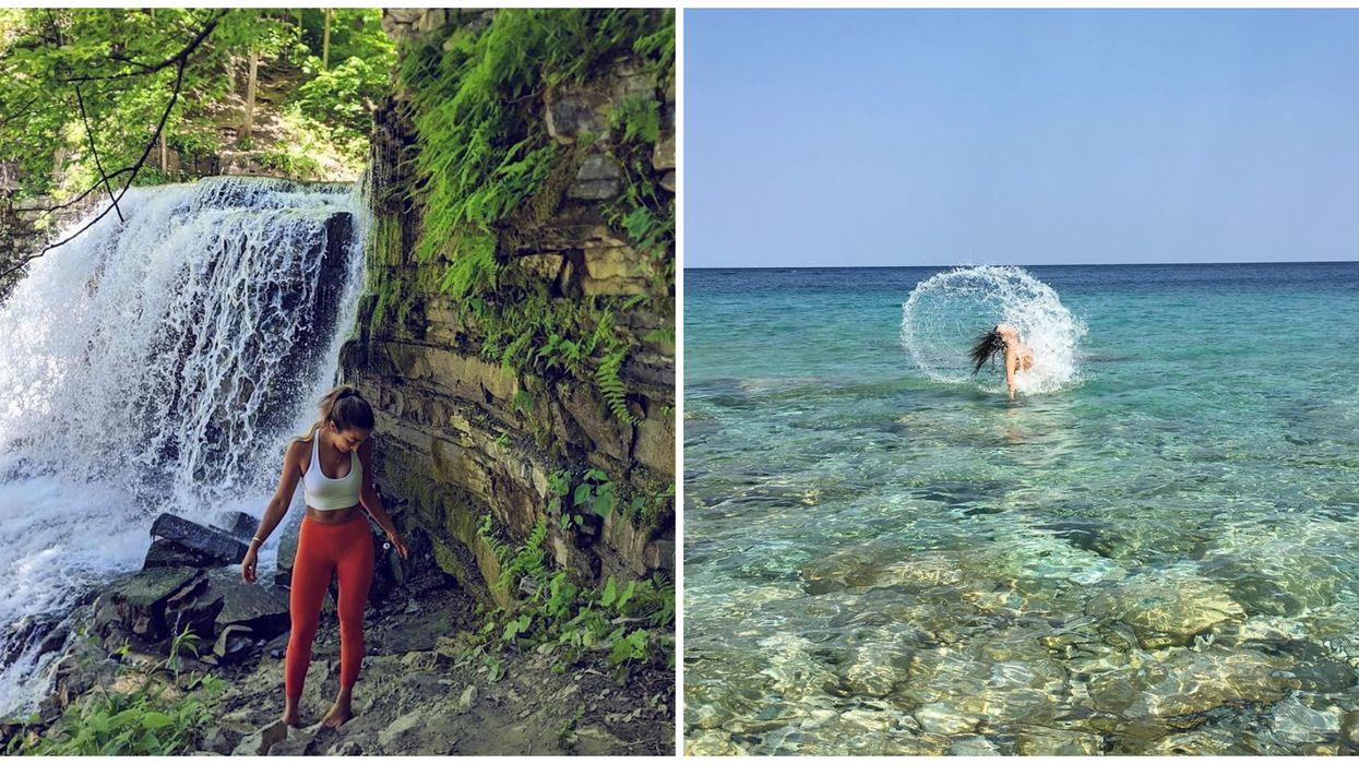 16 endroits à voir en Ontario pour te donner l'impression d'être au bout du monde