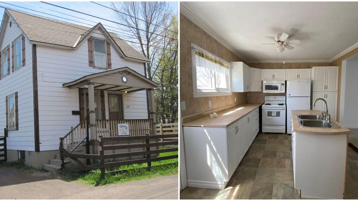 11 Ontario Houses Under $100K That Could Be Your Perfect Cheap Starter Home