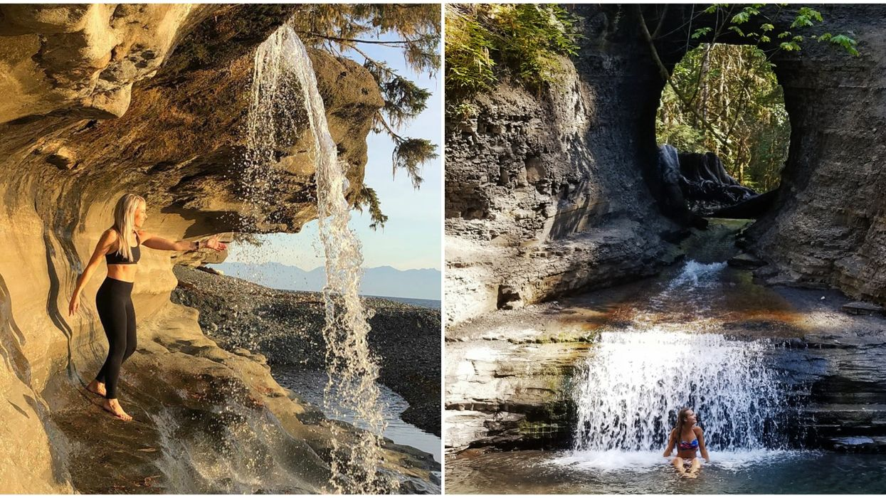 7 Best Waterfalls Near Victoria That Only Locals Know About