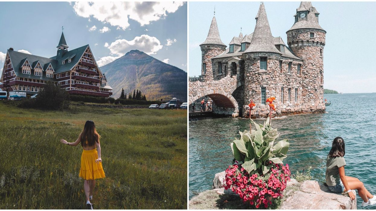 8 Small Canadian Towns So Adorable They Belong In A Disney Movie