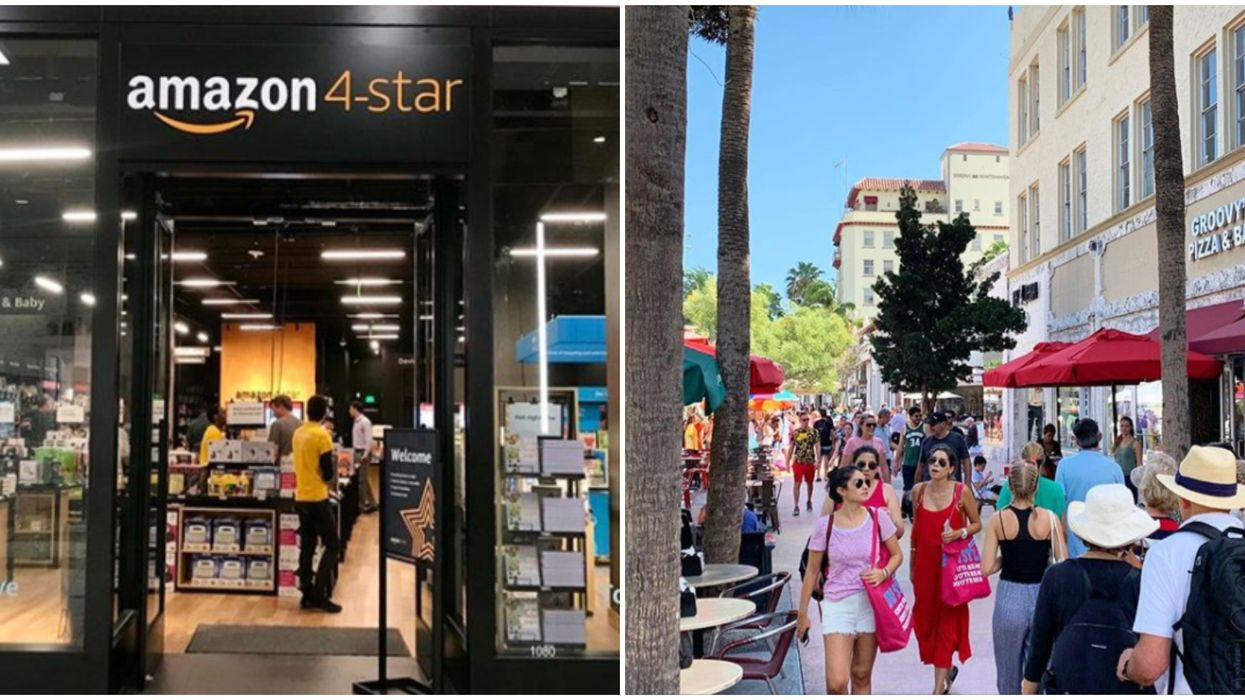 Amazon Stores In Florida Are Coming & You Can Physically Shop In Person