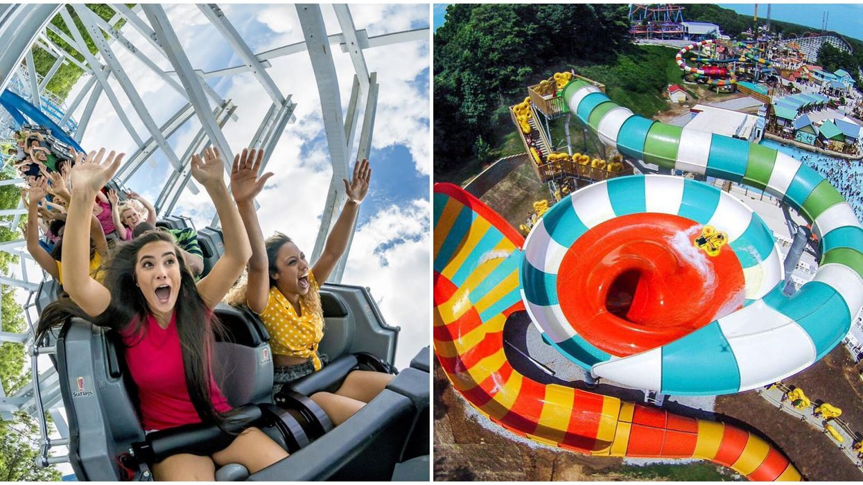 Six Flags Over Georgia Theme Park Will Be Reopening This Month