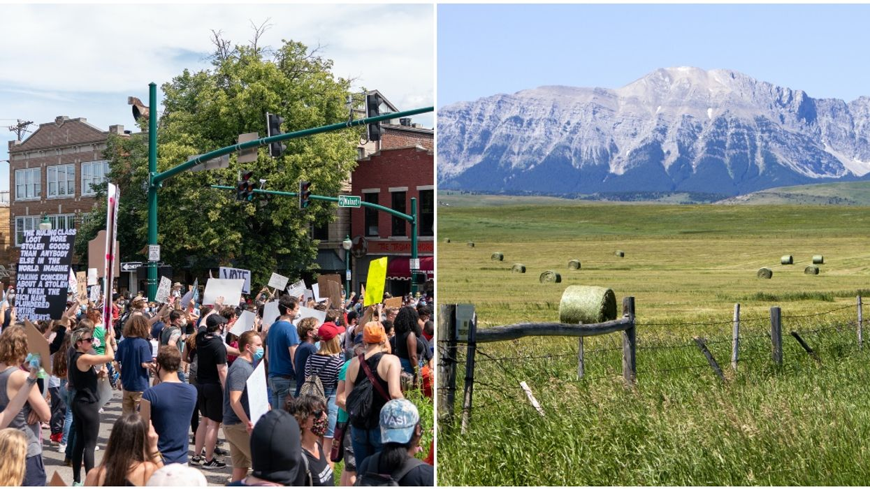 Alberta Anti-Racism Protest Postponed Because 'Too Many Racists' In Town, Says Organizer
