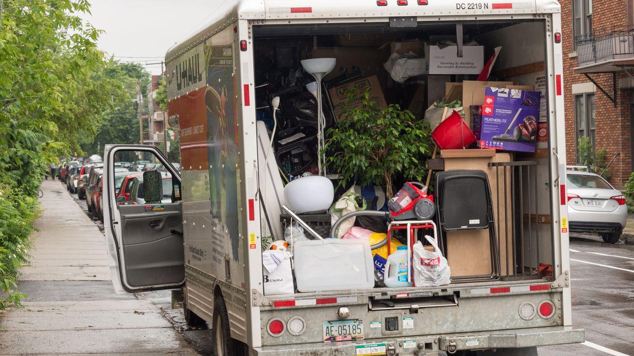 Déménagement au Québec : Les amendes que tu pourrais recevoir