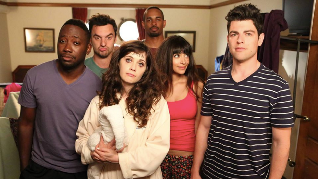 'New Girl' Seasons 1-7 Are On Netflix So You Can Binge-Watch The Entire Series Right Now