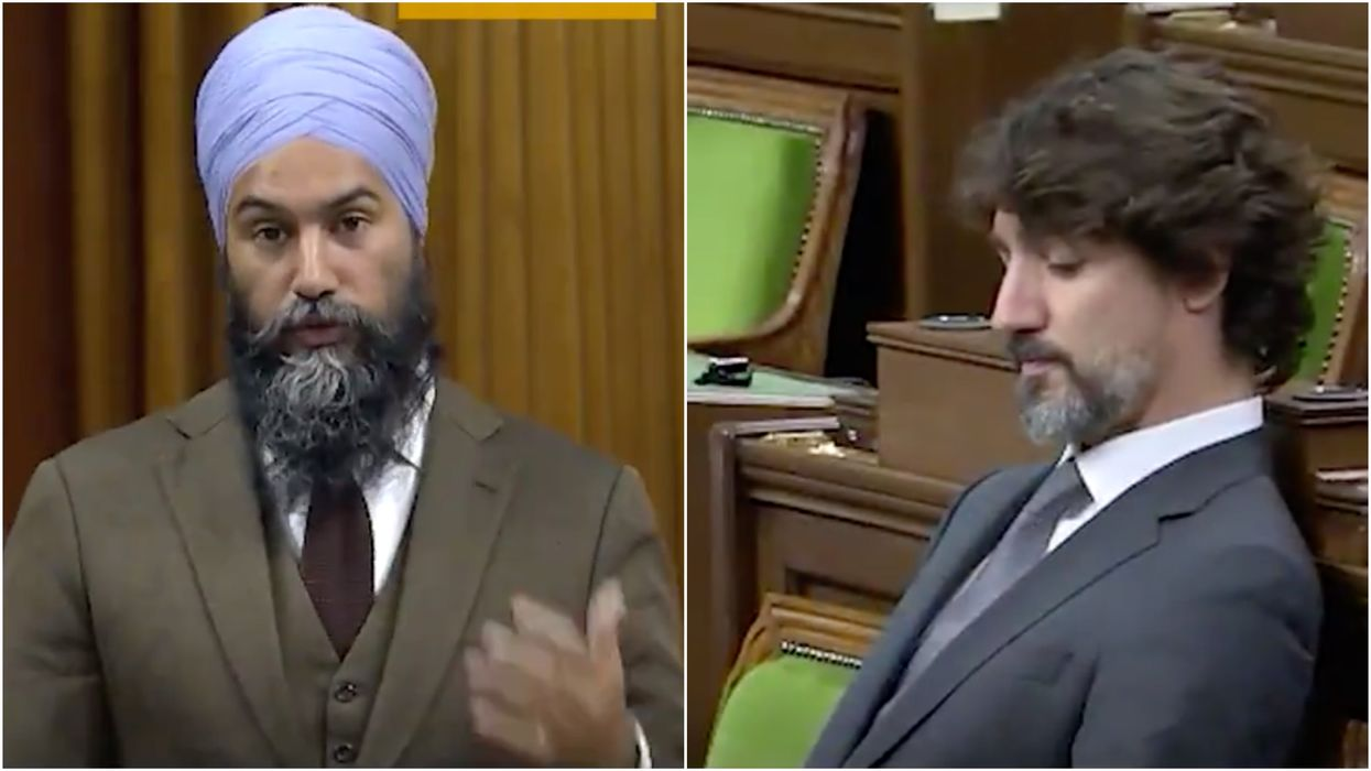 Extend CERB Benefits By At Least 4 Months Says Jagmeet Singh To Trudeau (VIDEO)