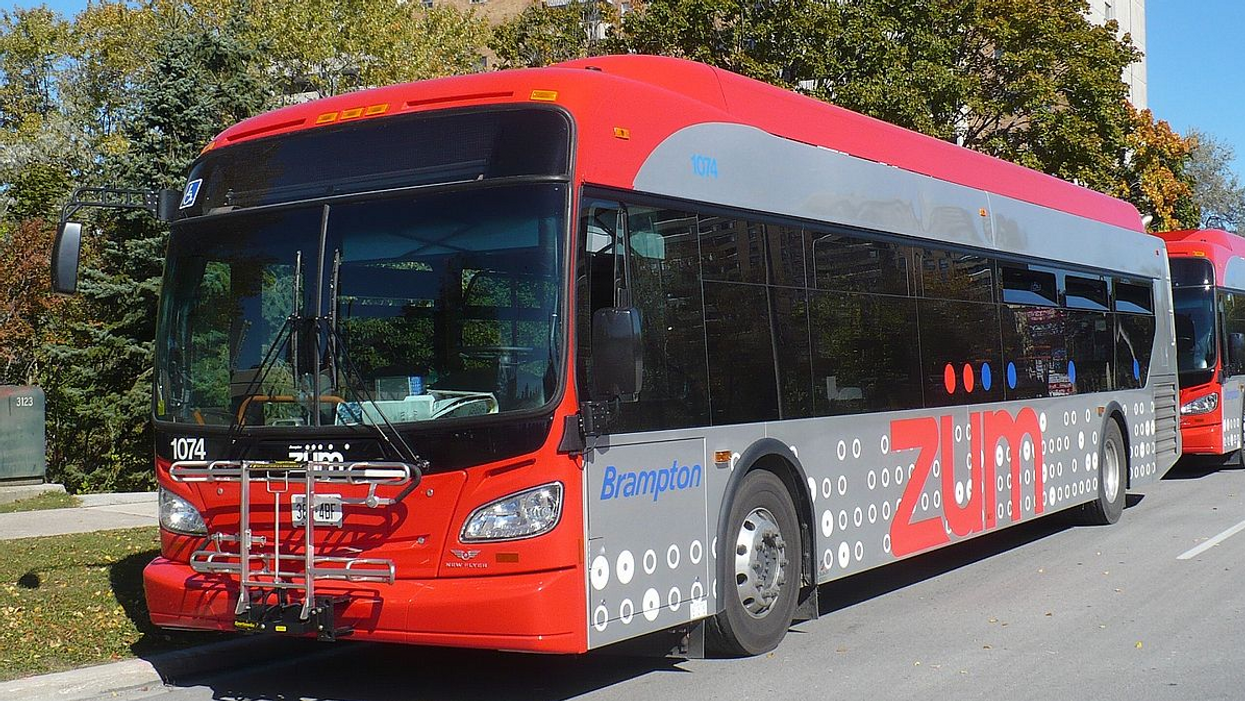 Free Masks On Brampton Transit Could Be Coming Soon Thanks To A City Councillor