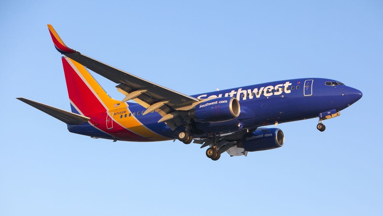 Dallas' Southwest Airlines Has A Deal On Flights Right Now