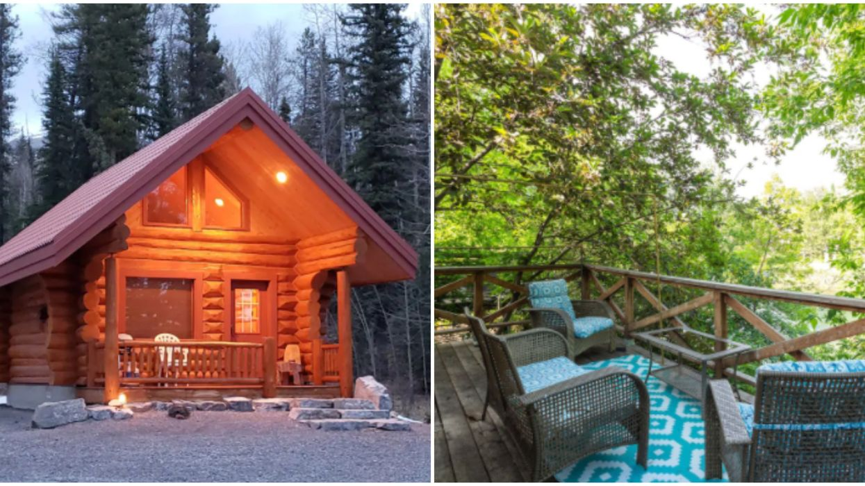 9 Cheap Alberta Cabins To Split  With Friends This Summer For Less Than $48 Each