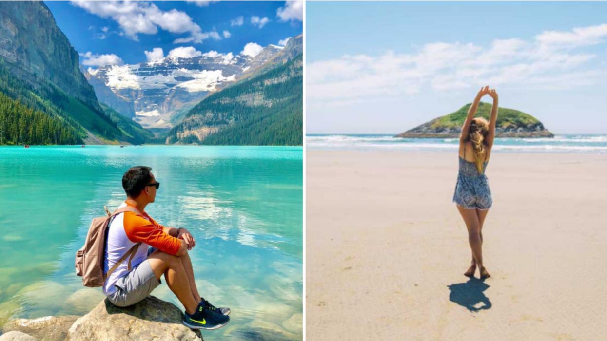 17 endroits dans l'Ouest canadien qui te feront oublier que tu es au Canada