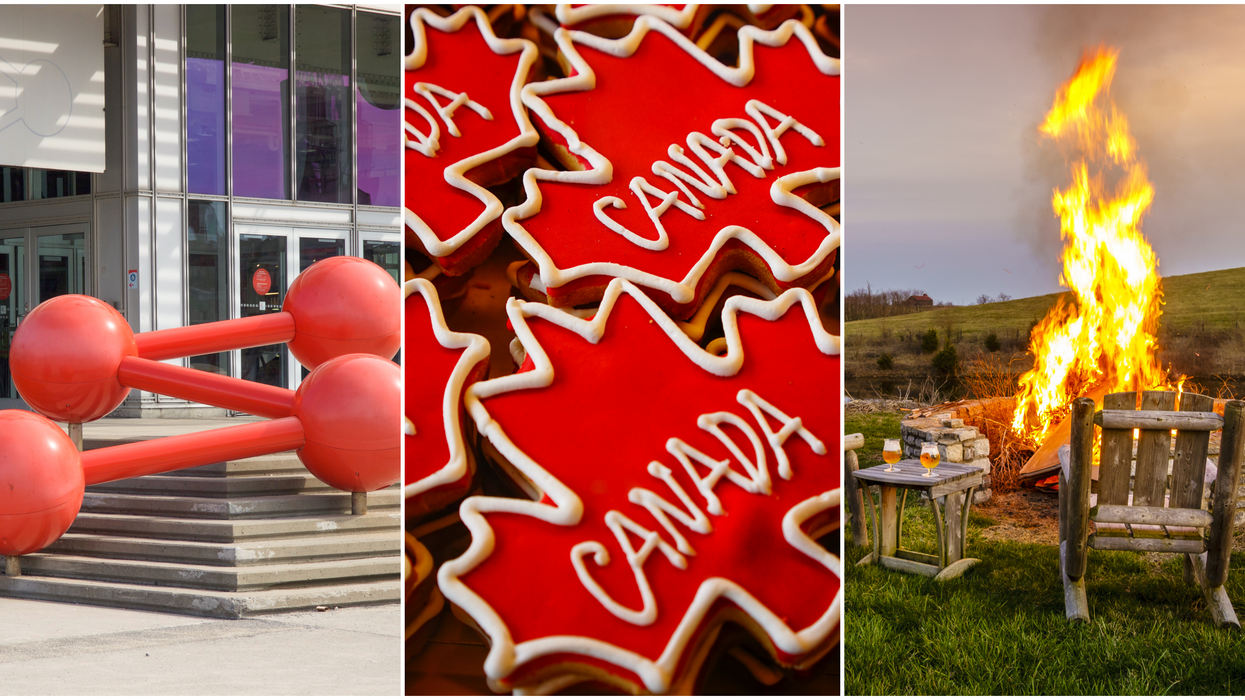 11 Ways You Can Still Enjoy Canada Day Even If You're Staying Home